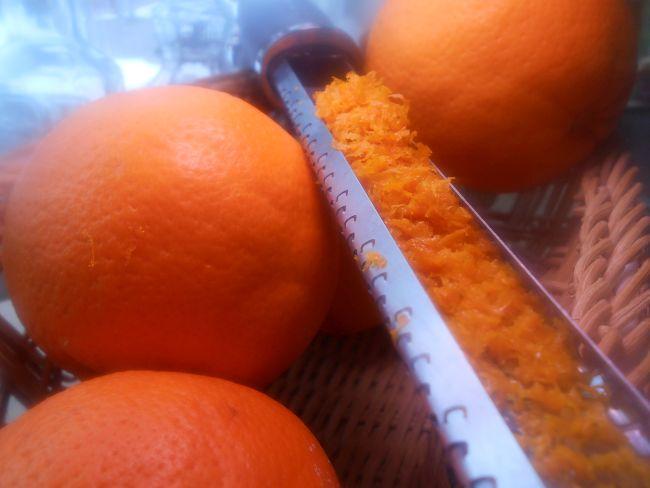 Kuivatut appelsiininkuoret